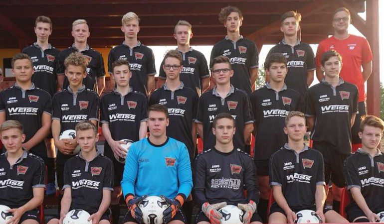SV Lok Engelsdorf Team 2003